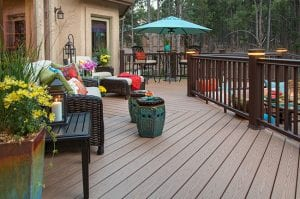 Advantages of a Composite Deck